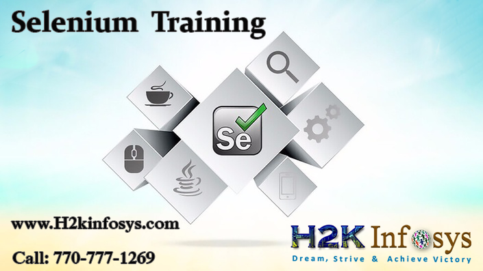 Selenium Online Training and Job Assistance
