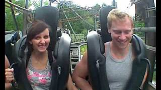 funny roller coaster funniest video ever