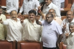 Karnataka Chief Minister Kumaraswamy to Face Floor Test Today