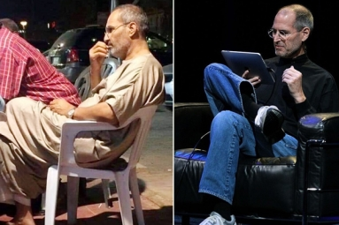 'Steve Jobs Still Alive and Living in Egypt': Internet Think so