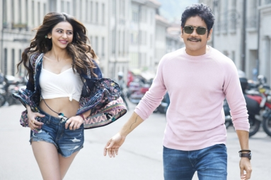 Manmadhudu 2 Trailer is Packed with Entertainment