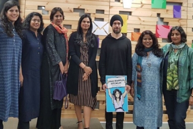 Twitter CEO Faces Backlash for Clasping Anti-Brahmins Placard