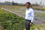This U.S. Return MBA Graduate Is Transforming a Village Barren Land into an Organic Farming Facility