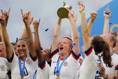 USA Wins FIFA Women's World Cup 2019